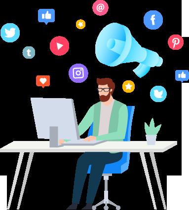 Stellenangebote-Sozialen-Netzwerken