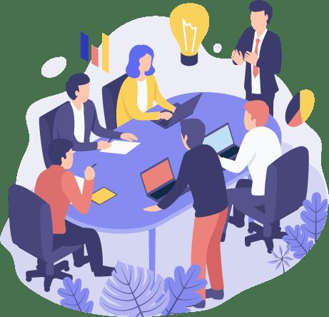 Stellenangebote-Unternehmen-präsentieren