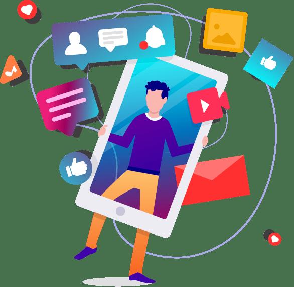 Stellenangebote-in-Sozial-Media